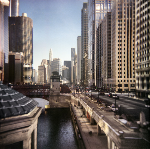 Chicago Riverfront Photo
