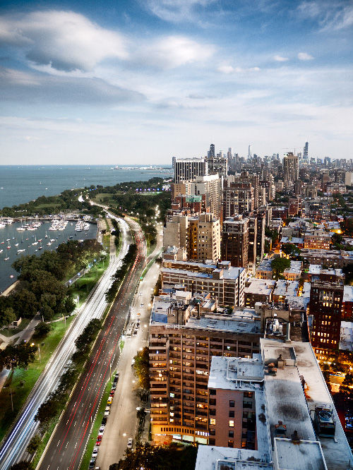 Lake Shore Drive Photo