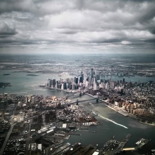 Manhattan, NY Aerial No. 1 Photo