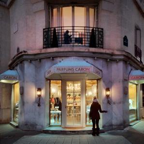 Paris | Trocadero, Parfums Caron