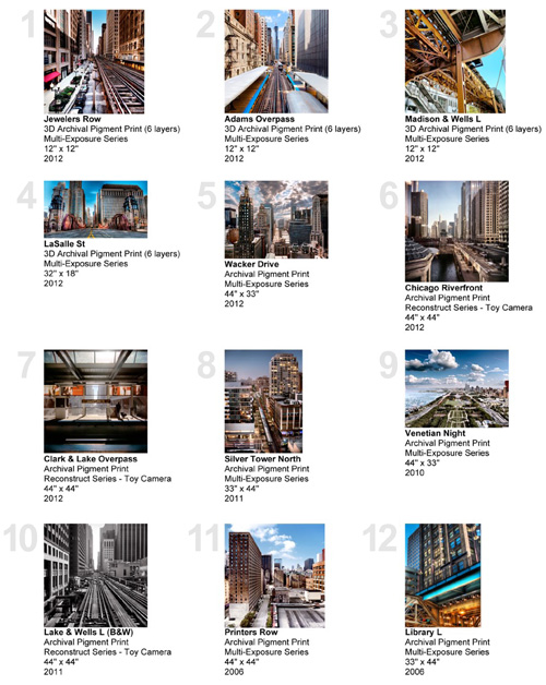 Proposal for 3D Cityscapes at CTA's Red Line Stations news