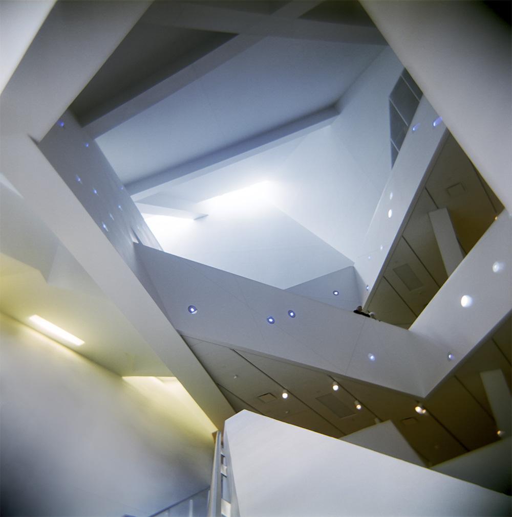 Denver Art Museum: Canyon Walk Chicago : Planck Studios
